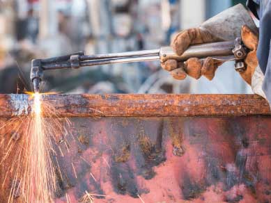 産業機器・工業薬品販売イメージ