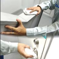除菌電解水給水器@除菌 手・洗うは他にも様々な場所で活躍しています!